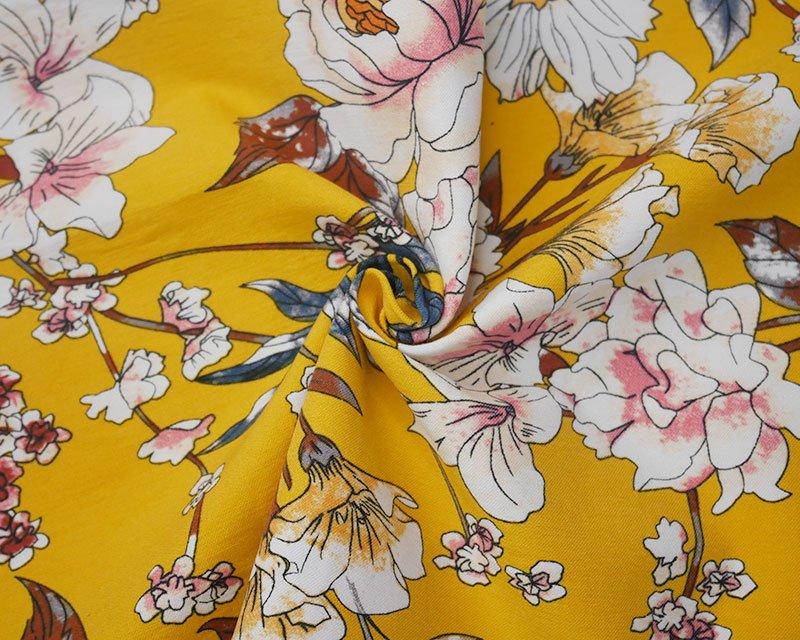 Floral Leaf Bengaline