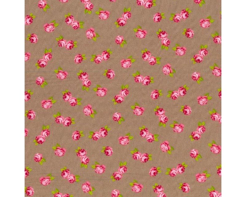 Rose Cotton Poplin