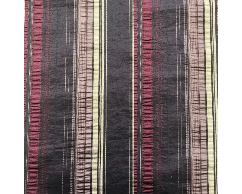 Seersucker Stripe Fabric