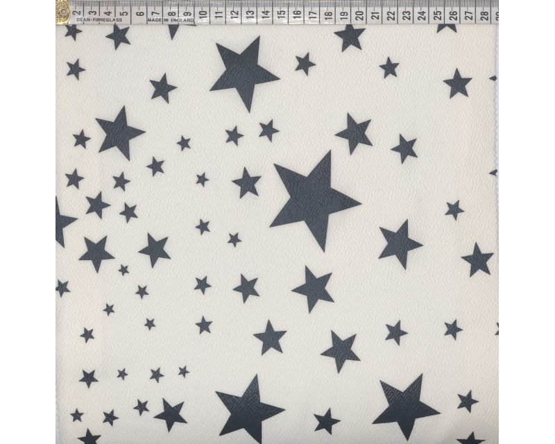 Star Crepe Jersey