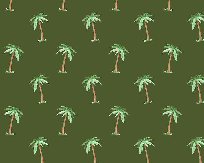 Palm Tree Canvas