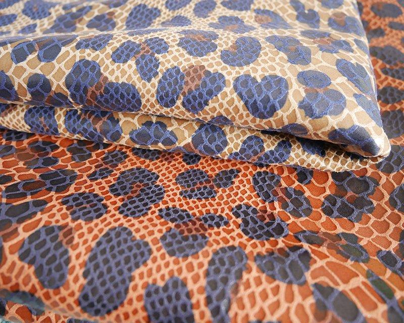 Leopard Print PVC