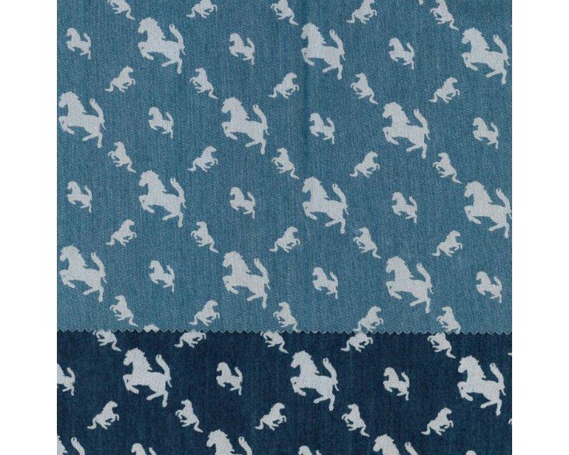 Lacquard Horses Chambre