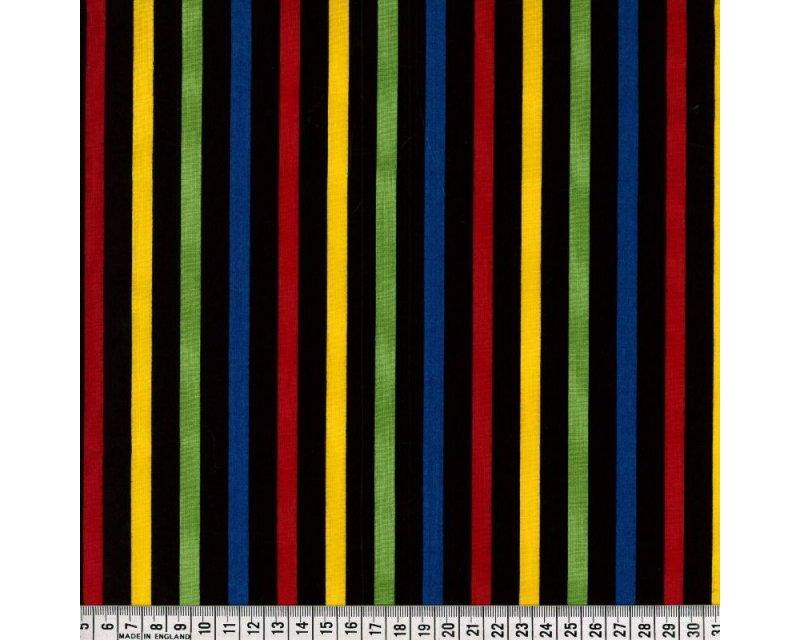 Multi Stripe Cotton