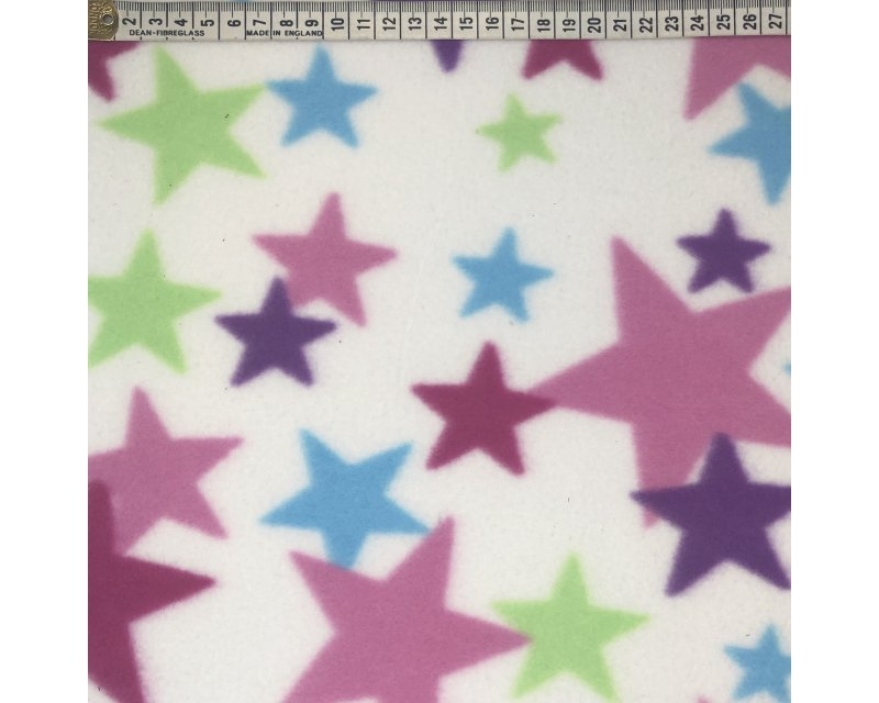 Multi Star Polar Fleece
