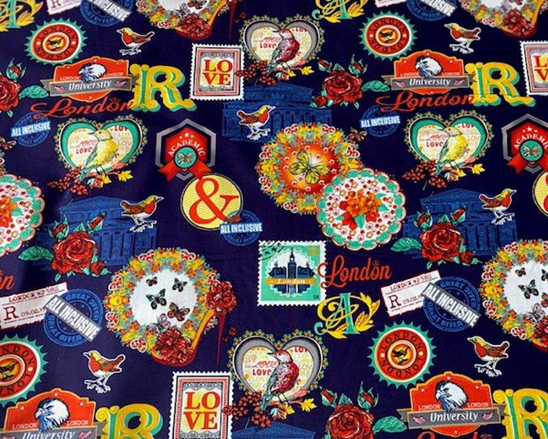 Love London Cotton