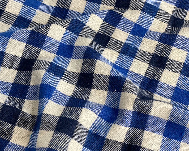 Brushed Polycotton Check