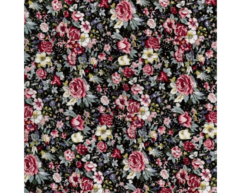 Empee Floral Cotton Poplin