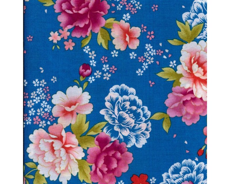 Empee Flower Cotton Poplin