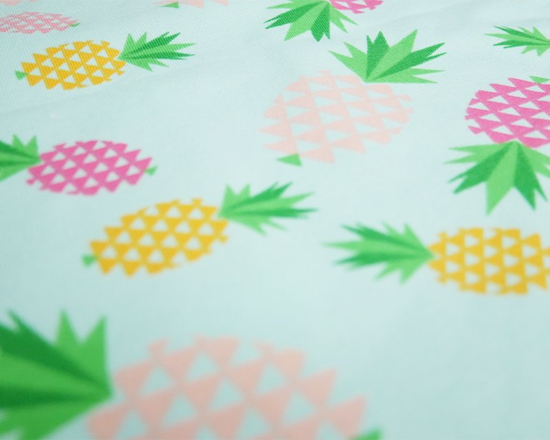 Pineapple Cotton Jersey