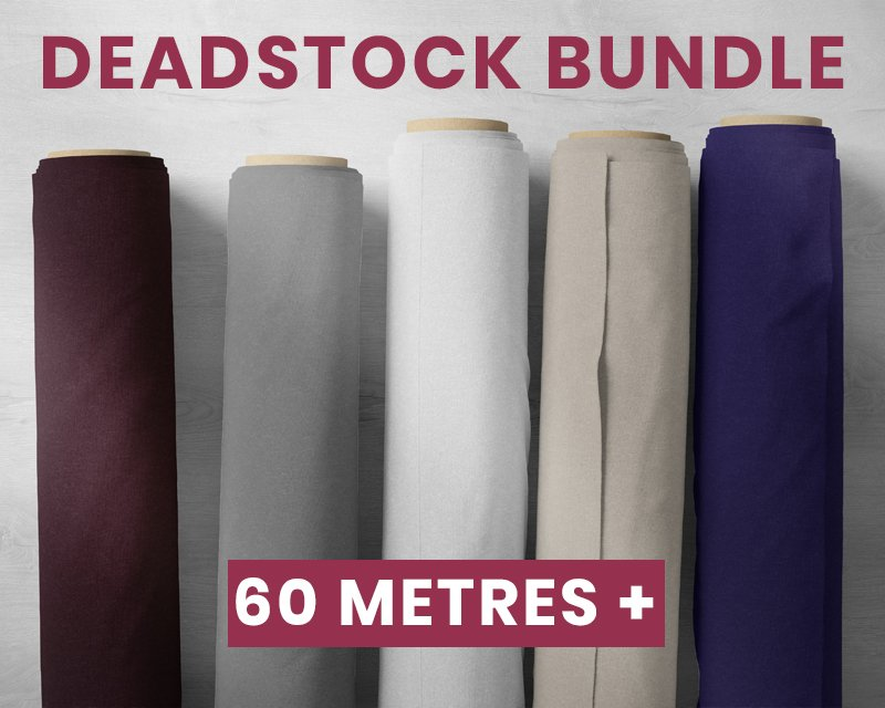 Assorted Lining- Deadstock Bundle - Medium