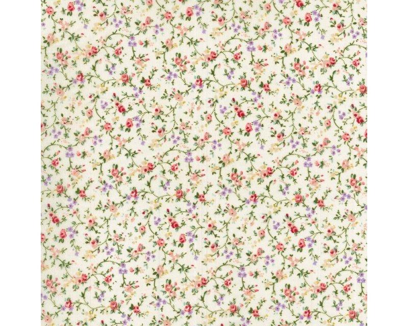 Ditsy Floral Crepe De Chine