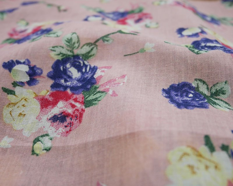 Floral Cotton Lawn