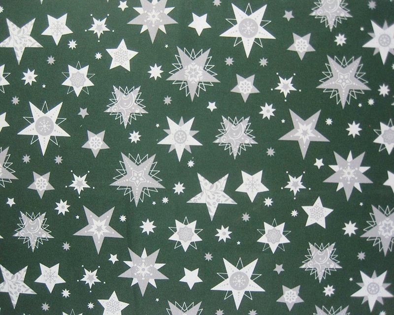Xmas Stars Cotton