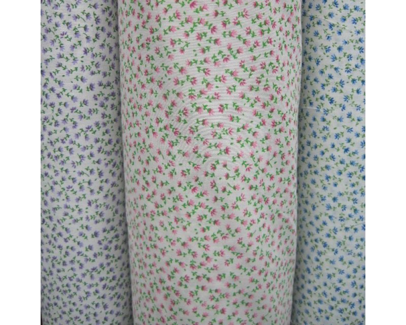 Sally Polycotton Floral