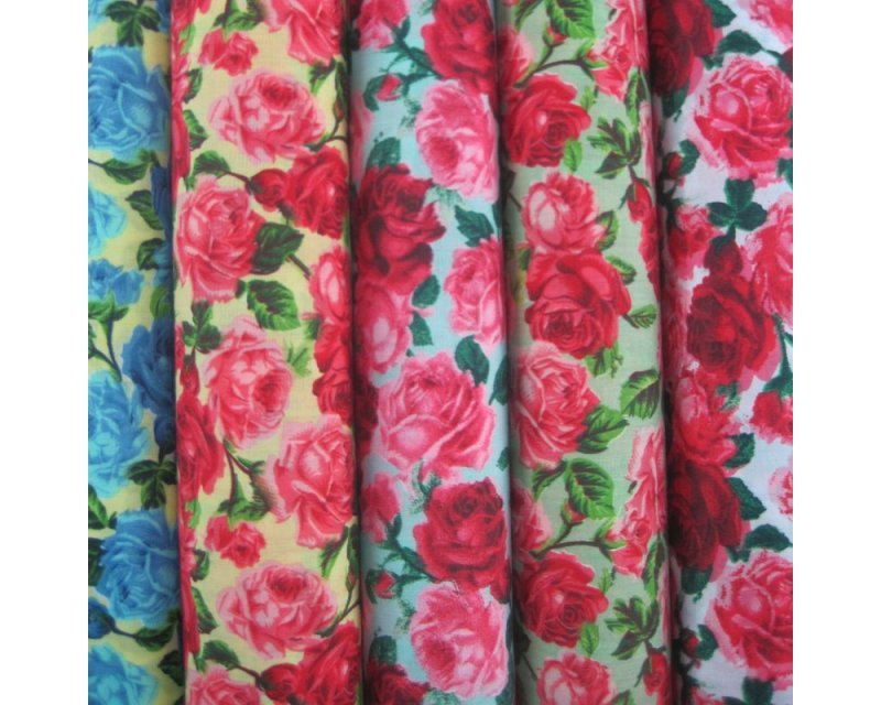 Empee Rose Polycotton