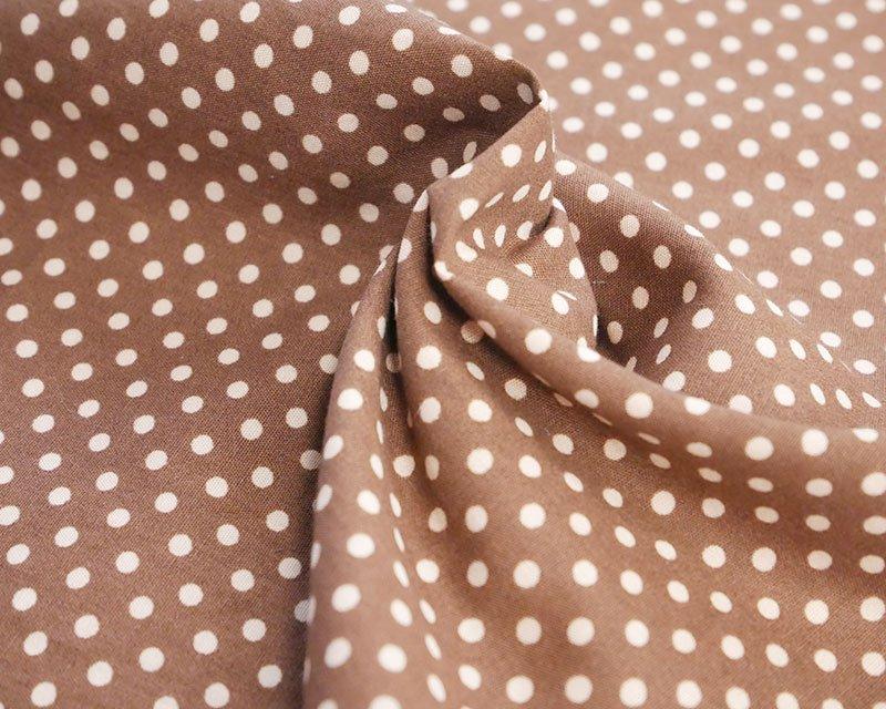 Spots Cotton Poplin