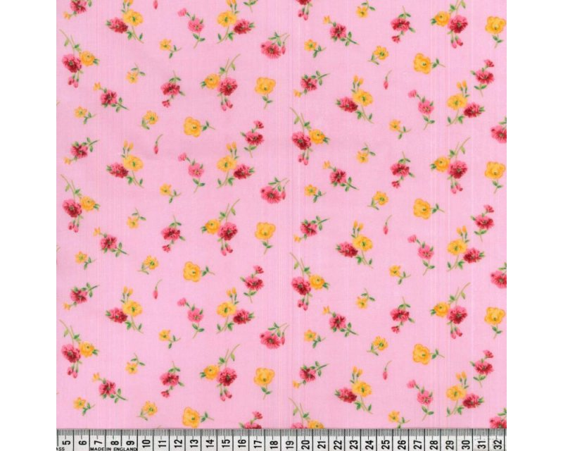 Sally Floral Polycotton