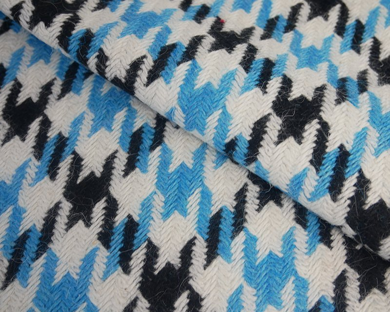 Dogtooth Wool Mix