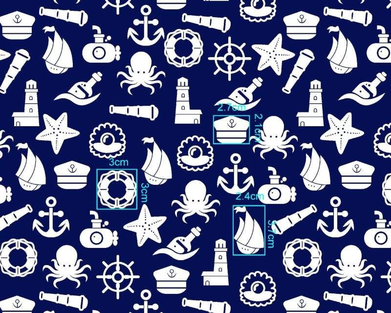 Marine Life MP Polycotton