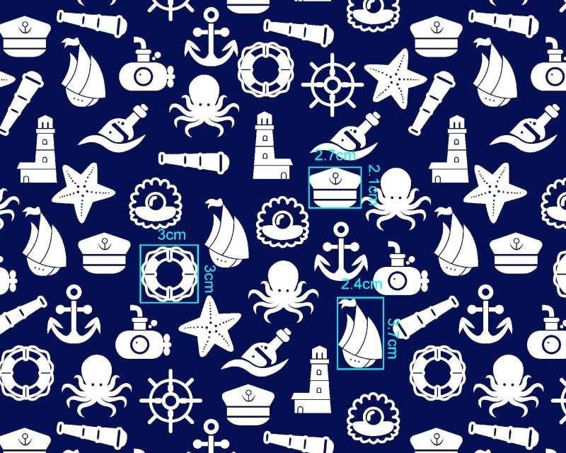 Marine Life MP Polycotton