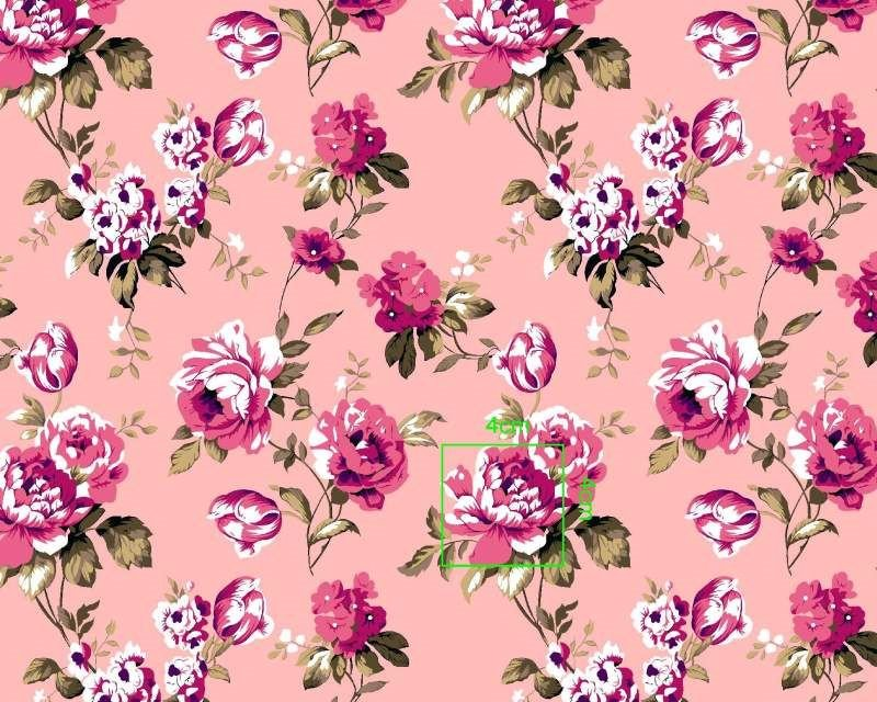 Roses MP Polycotton