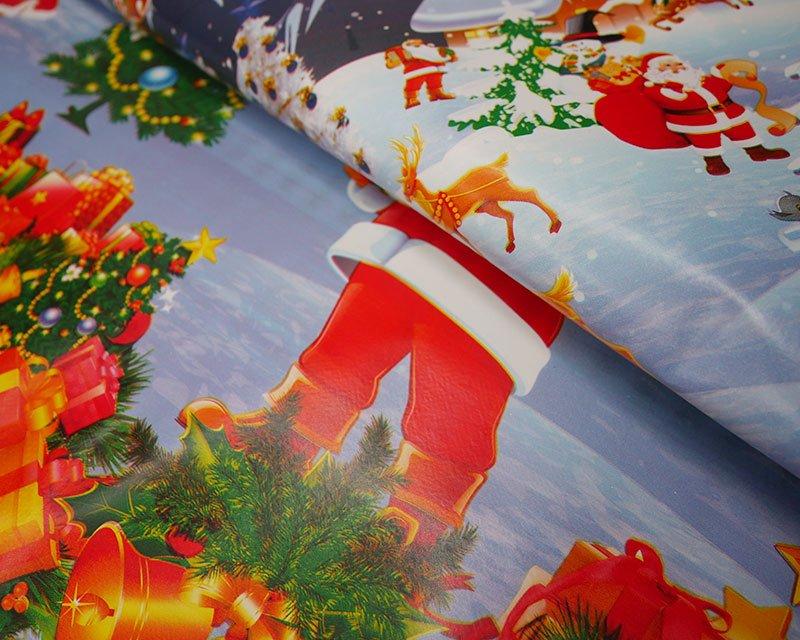 Sky Christmas PVC