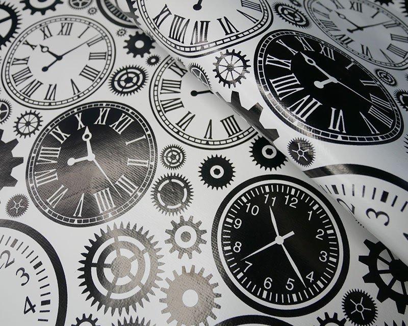 Clock PVC