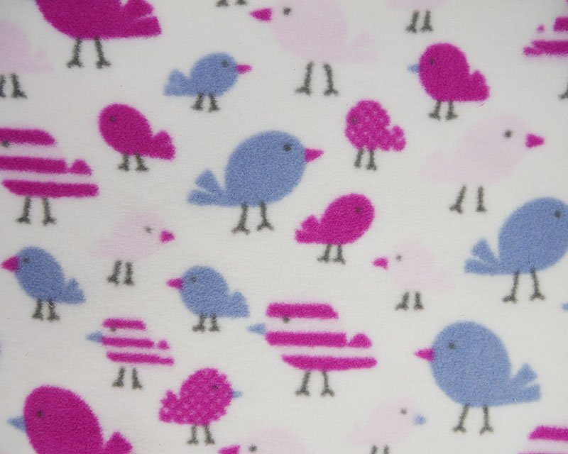 Bird Polar Fleece