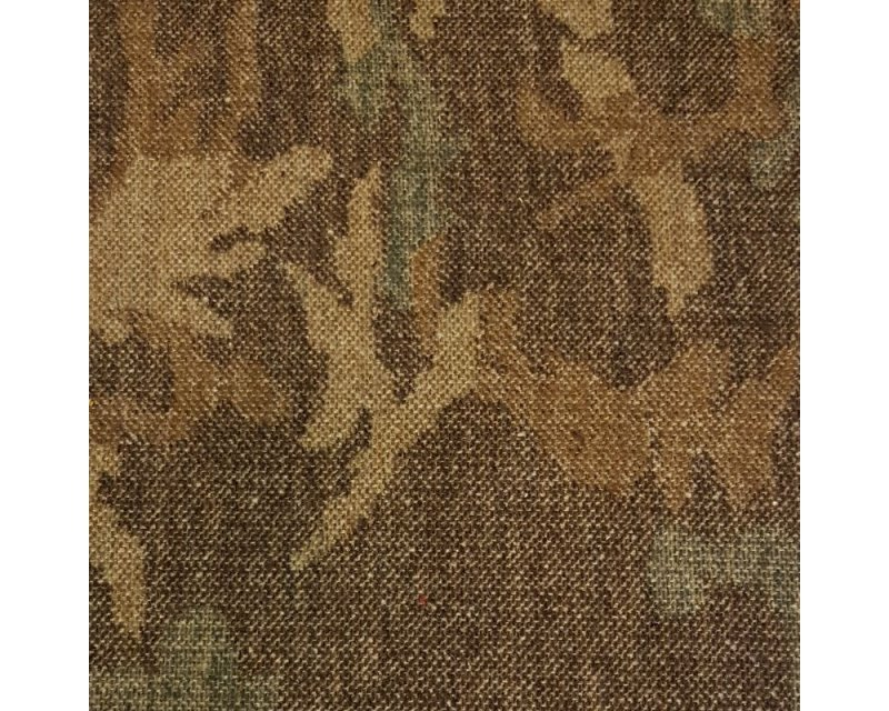 Wool Mix Camouflage
