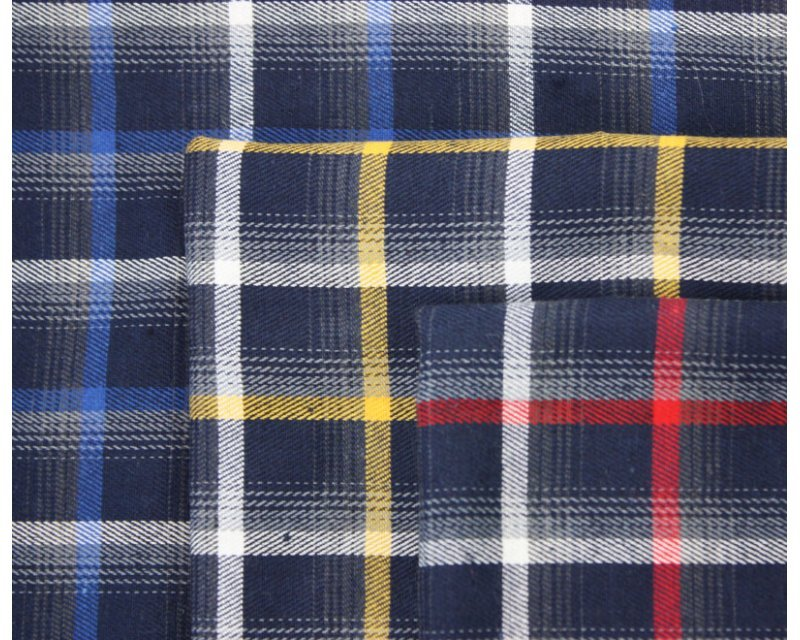 Brushed Polycotton Tartan