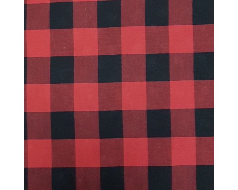 Brushed Gingham
