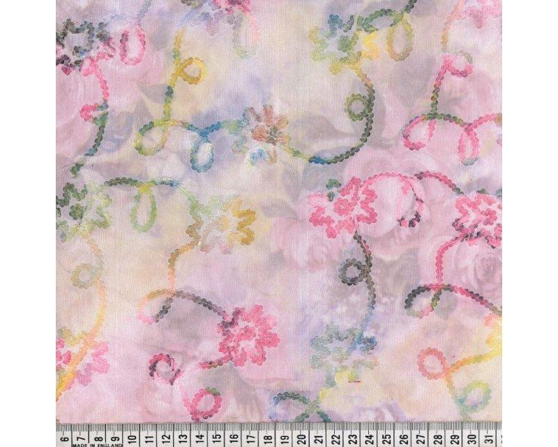 Emb Tie Dye Lawn