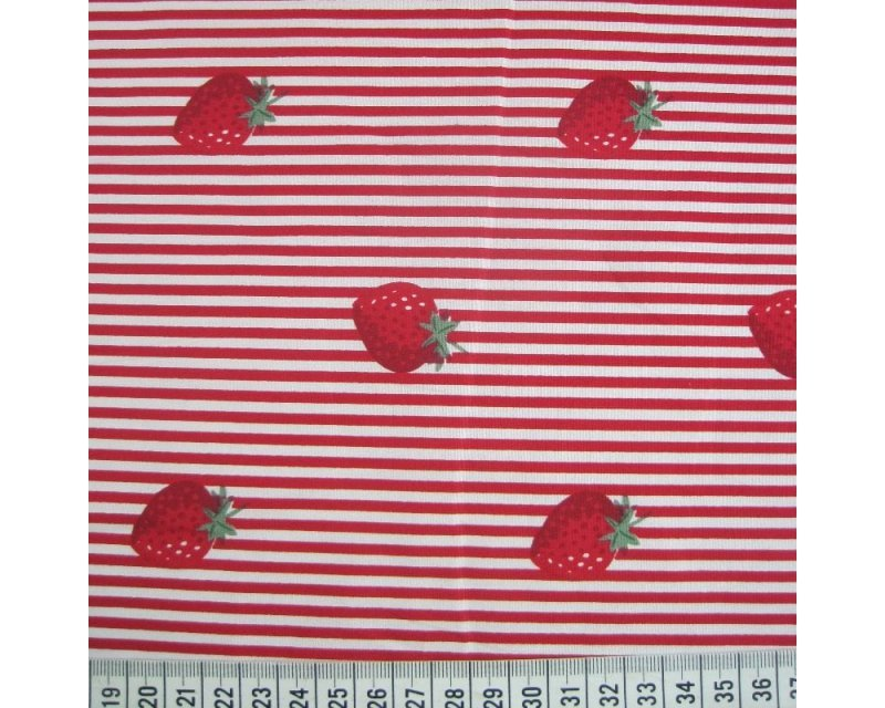 Stripe Strawberries