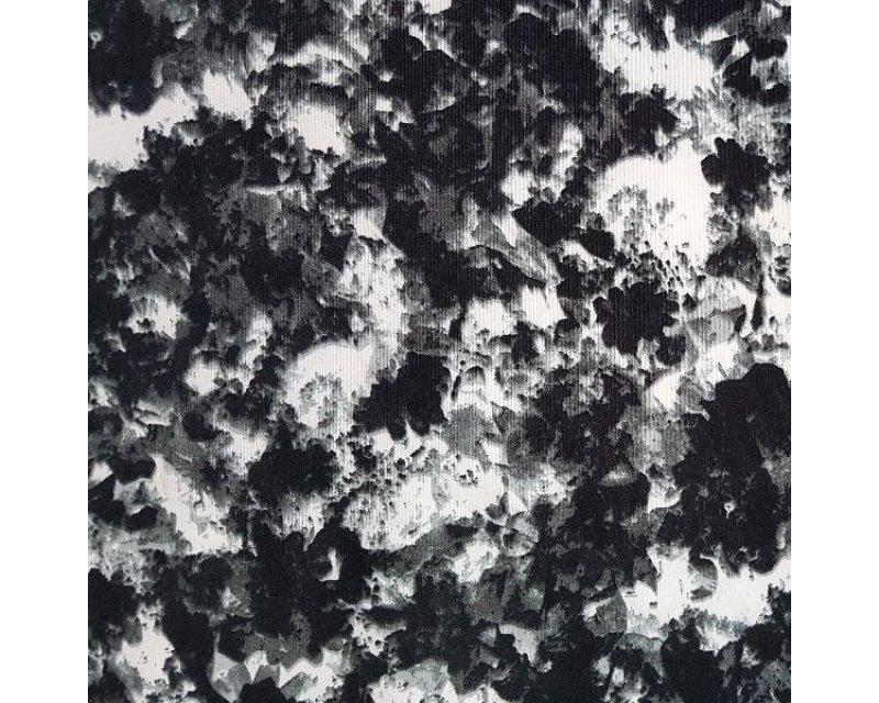 Abstract Flower Scuba