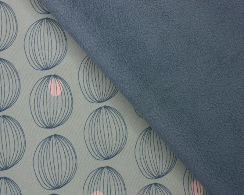 Geometric Circle Soft Shell