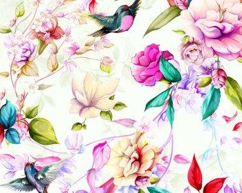 Little Johnny - Magnolia Flowers Cotton
