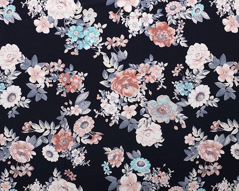 Floral Cotton Jersey