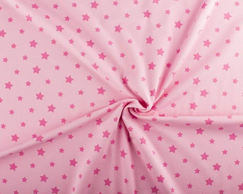 Stars Cotton Jersey
