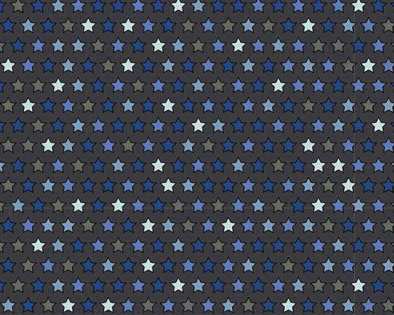 Tiny Stars Cotton Jersey