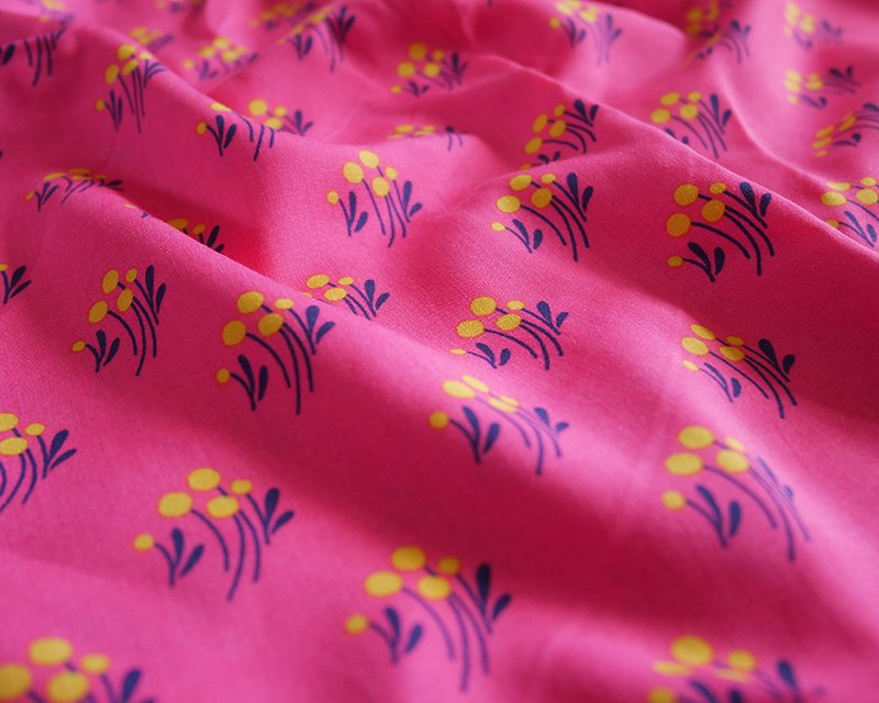 Bunch of Flowers Viscose