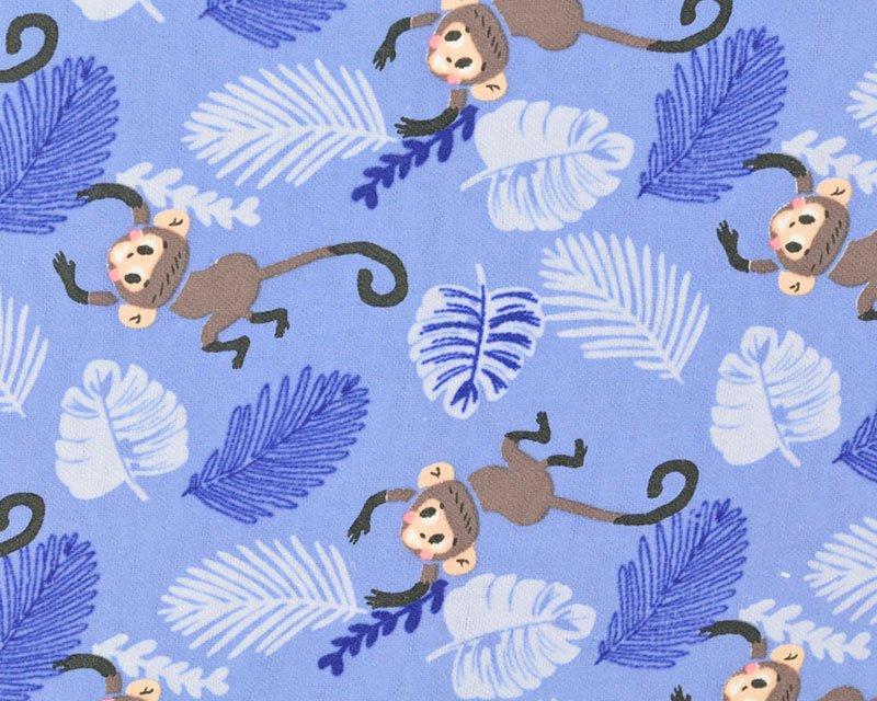 Monkey Winceyette