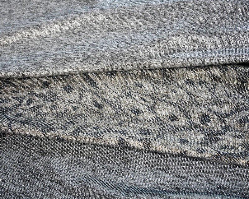 Foil Knit Jersey