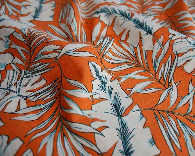 Leaves Peachskin