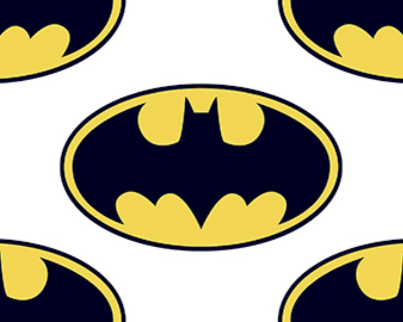 Little Johnny - Batman Classic Badge Cotton