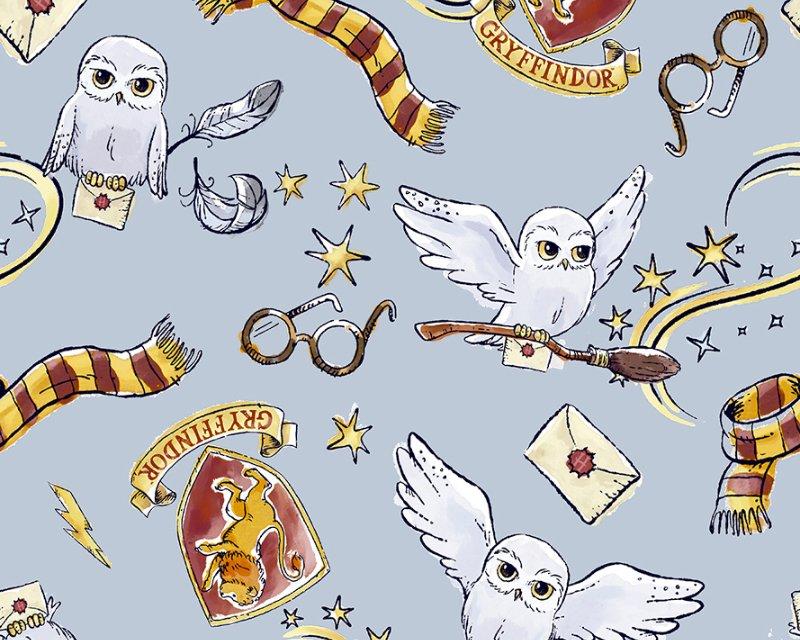 Little Johnny - Harry Potter Magical Gryffindor Cotton