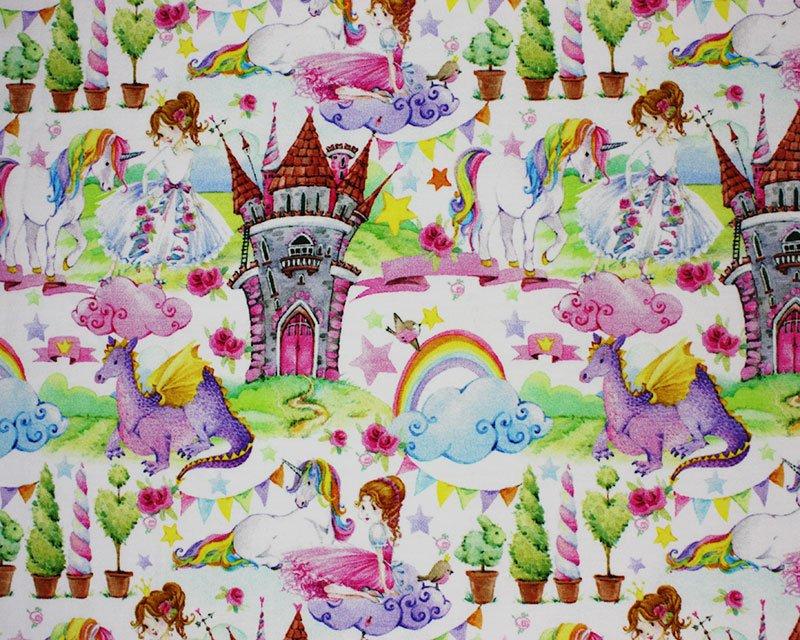 Little Johnny - Fairytale Kingdom Cotton Jersey