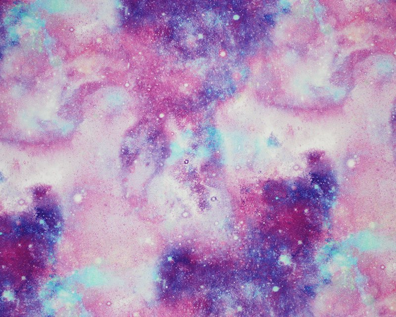 Little Johnny - Marbled Galaxy Cotton Jersey