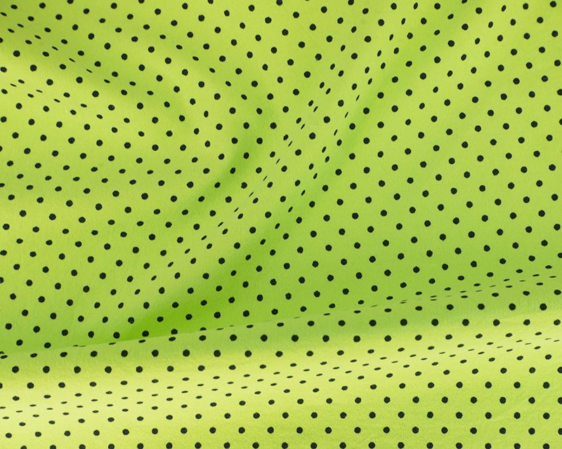 Pin Spot Washed Cotton