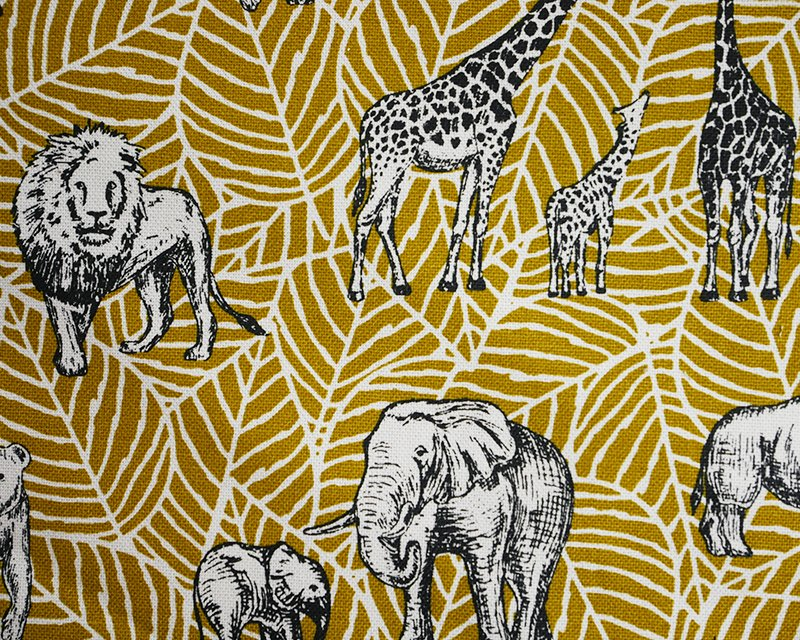 Safari Cotton Canvas